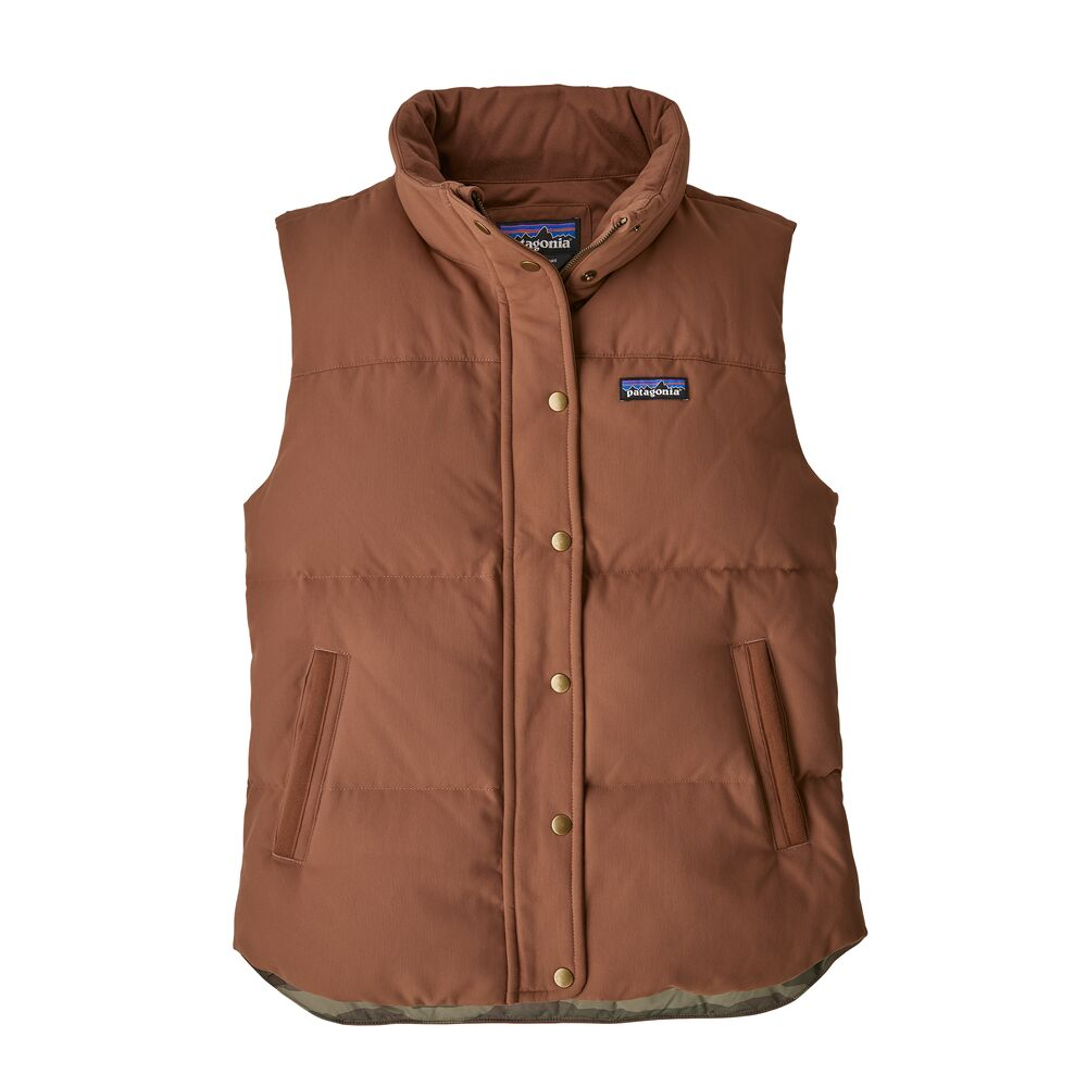 photo: Patagonia Bivy Vest down insulated vest