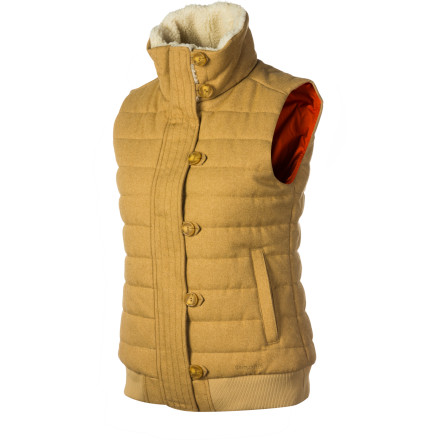 photo: Patagonia Vagabunda Vest fleece vest