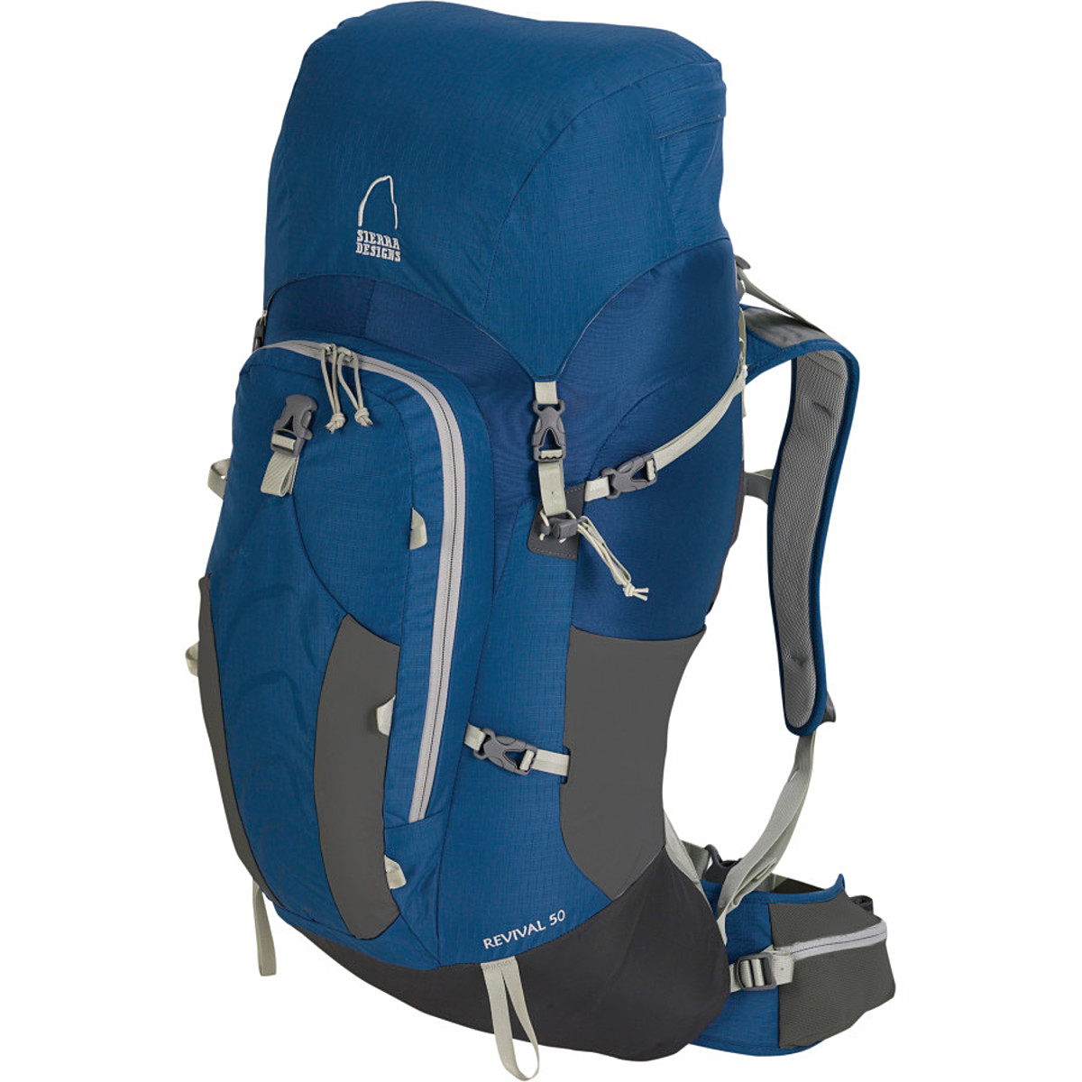 photo: Sierra Designs Revival 50 weekend pack (50-69l)