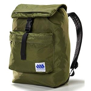 photo of a Madden Equipment daypack (under 2,000 cu in)
