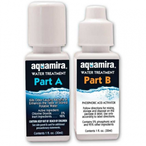 photo: Aquamira Water Treatment Drops chemical water treatment