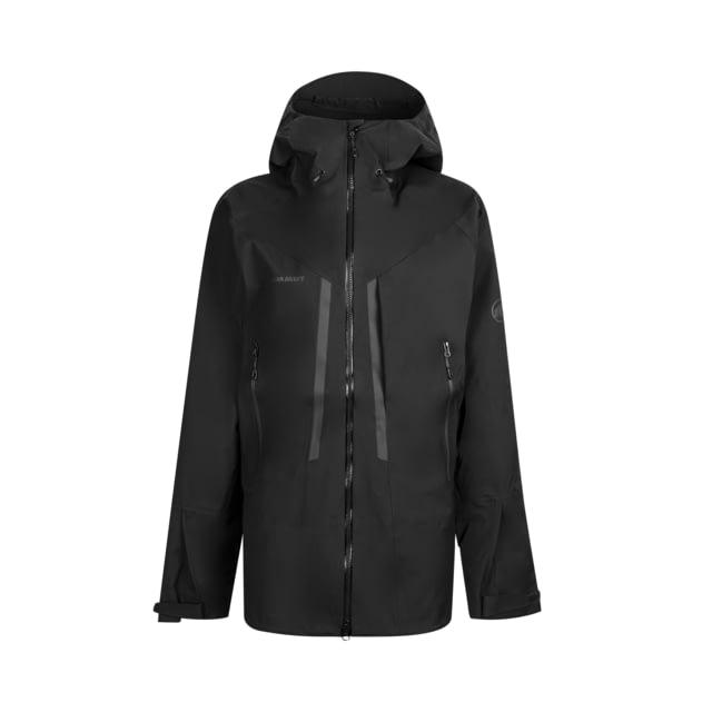 photo: Mammut Men's Masao Hooded Hardshell Jacket waterproof jacket