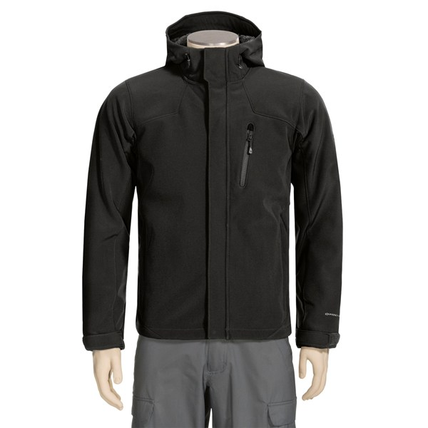photo: Columbia Phurtec Softshell soft shell jacket