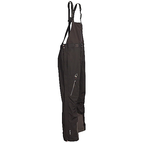 photo: Sierra Designs Sequence Bib Pant waterproof pant
