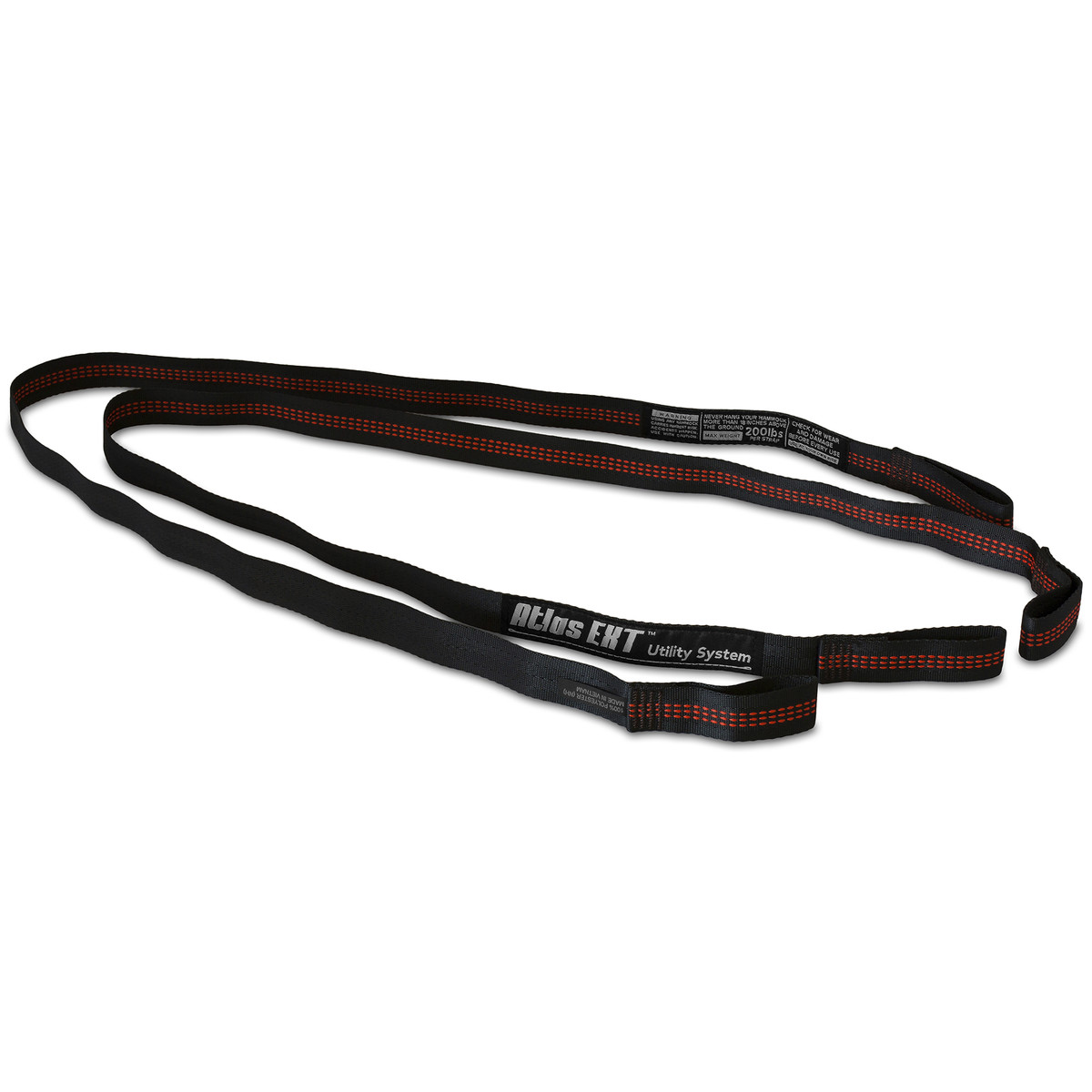 photo: Eagles Nest Outfitters Atlas Hammock Utility Straps hammock accessory