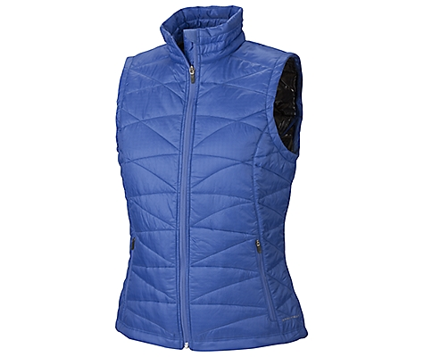 photo: Columbia Mighty Lite II Vest synthetic insulated vest