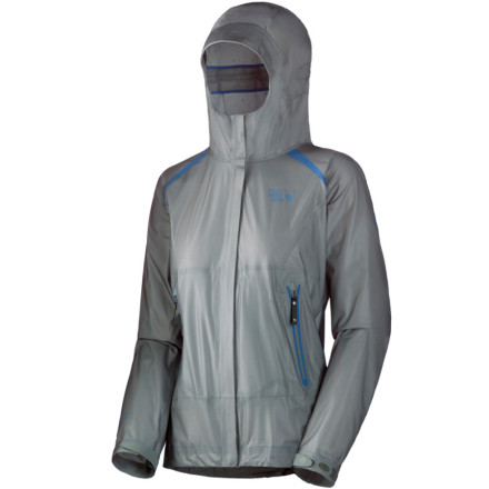 photo: Mountain Hardwear Women's Quark Jacket waterproof jacket