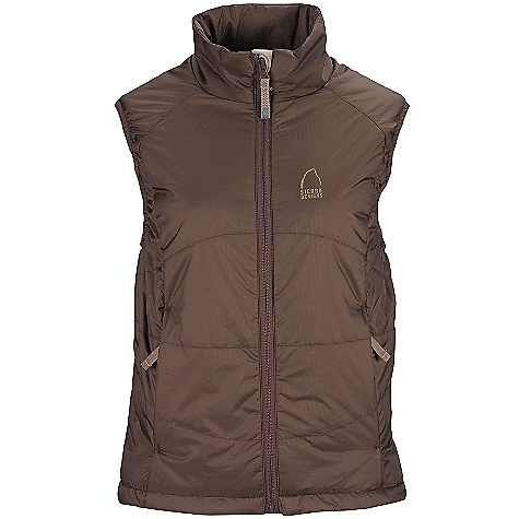 photo: Sierra Designs Kate Vest synthetic insulated vest