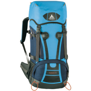 photo: VauDe Asymmetric 50 weekend pack (3,000 - 4,499 cu in)