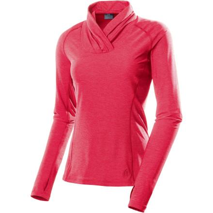Sierra Designs Long-Sleeve Cowl Neck Shirt