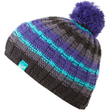 photo: Stoic Women's Conversion Beanie winter hat