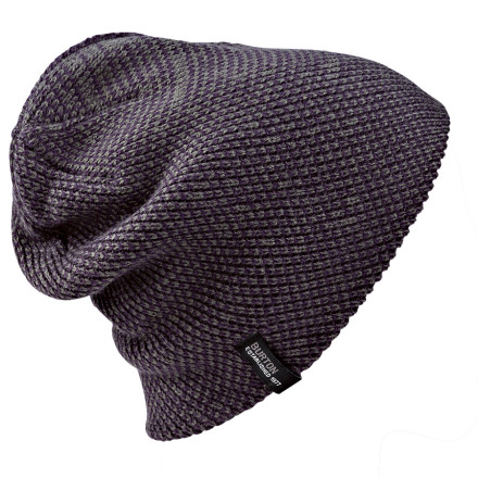 photo: Burton Pozzebon Beanie winter hat