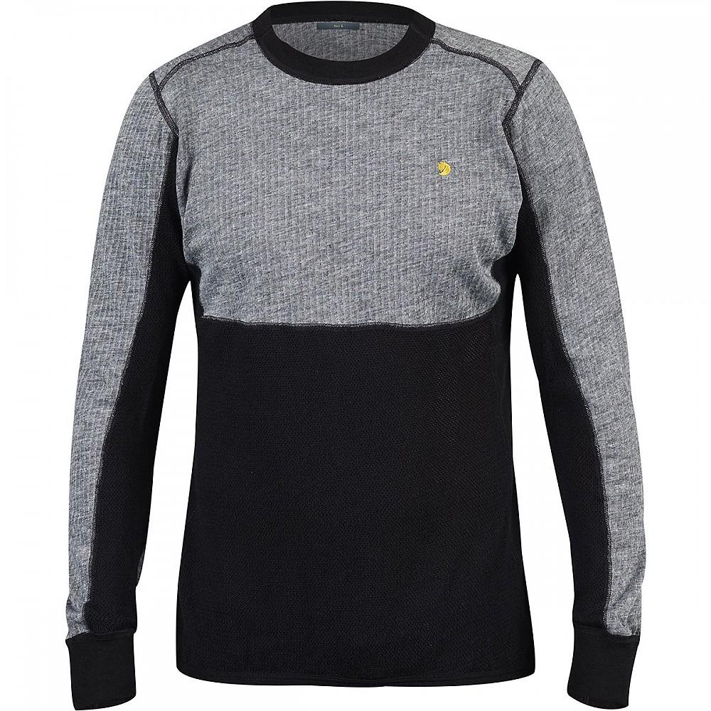photo: Fjallraven Bergtagen Woolmesh Sweater base layer top