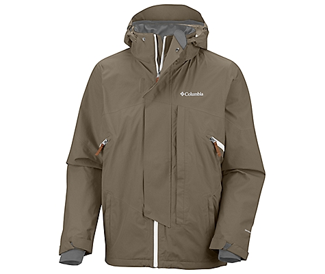 photo: Columbia Timber Tech Shell waterproof jacket