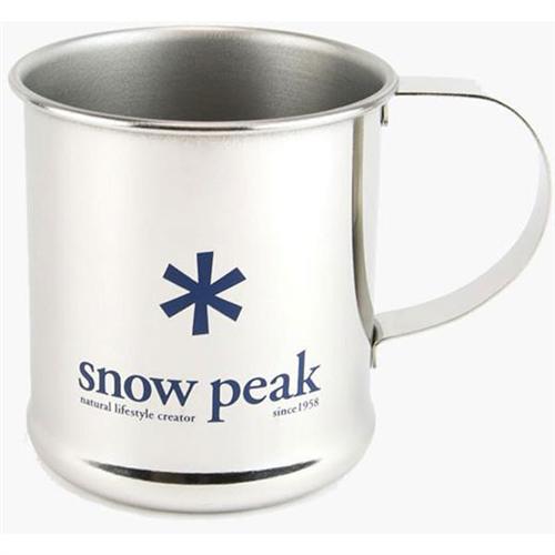 Snow Peak Single Wall Stainless Steel Cup