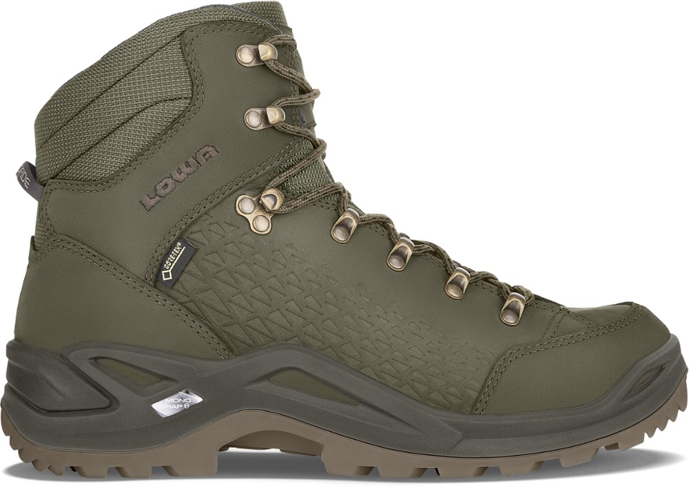 Lowa Renegade Ii Gtx Mid Reviews Trailspace
