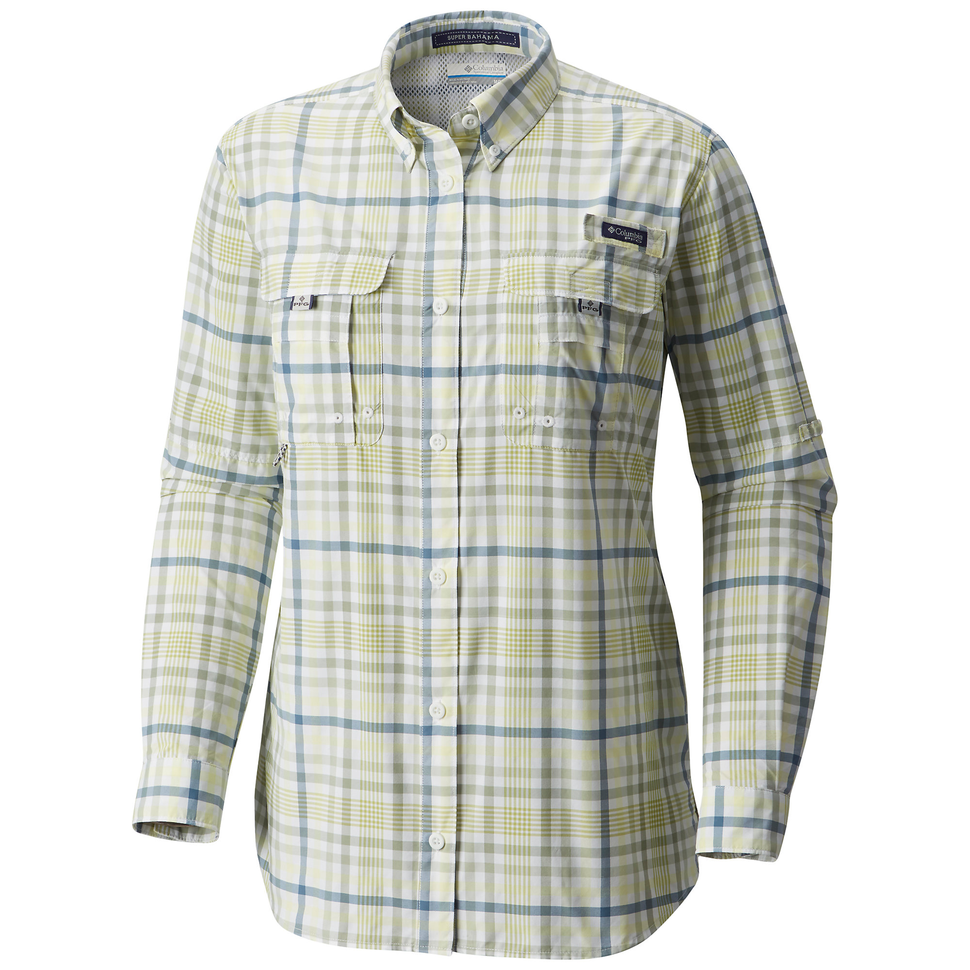 Columbia Super Bahama Long Sleeve Shirt