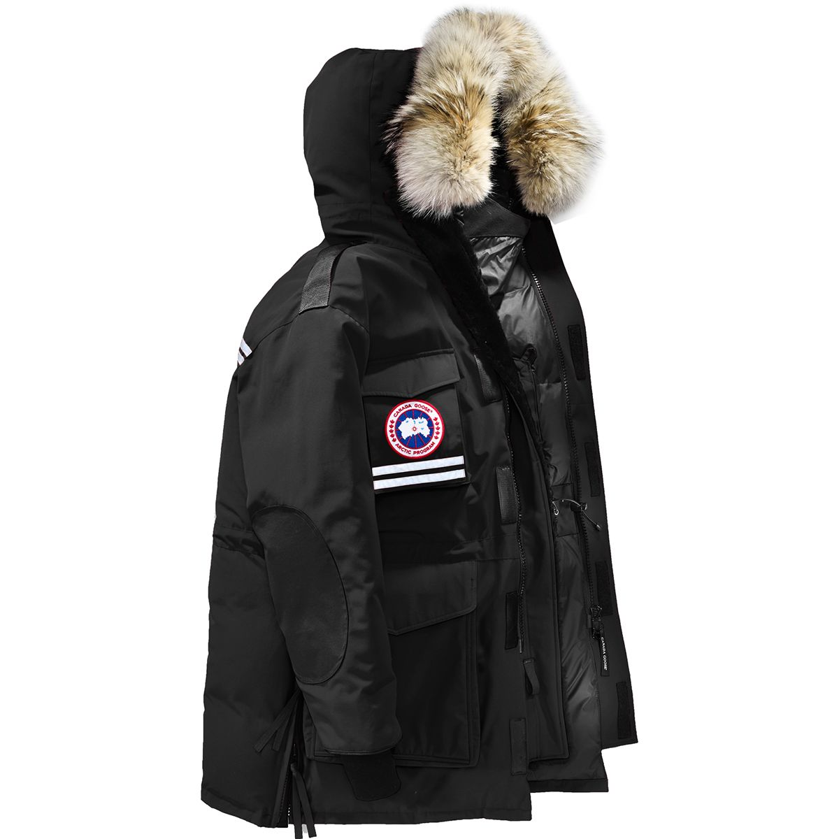 photo: Canada Goose Men's Snow Mantra Parka down insulated jacket