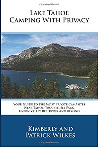 photo:   Lake Tahoe Camping with Privacy us pacific states guidebook