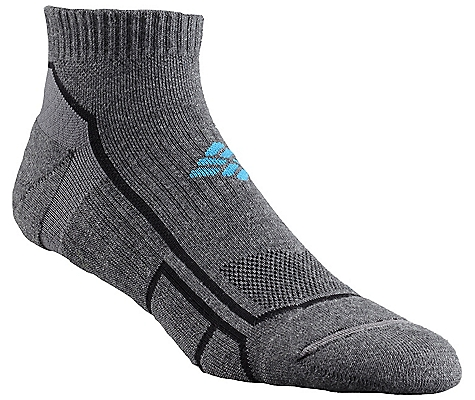 photo: Columbia Performance Midweight Trail Running Low Cut Sock running sock