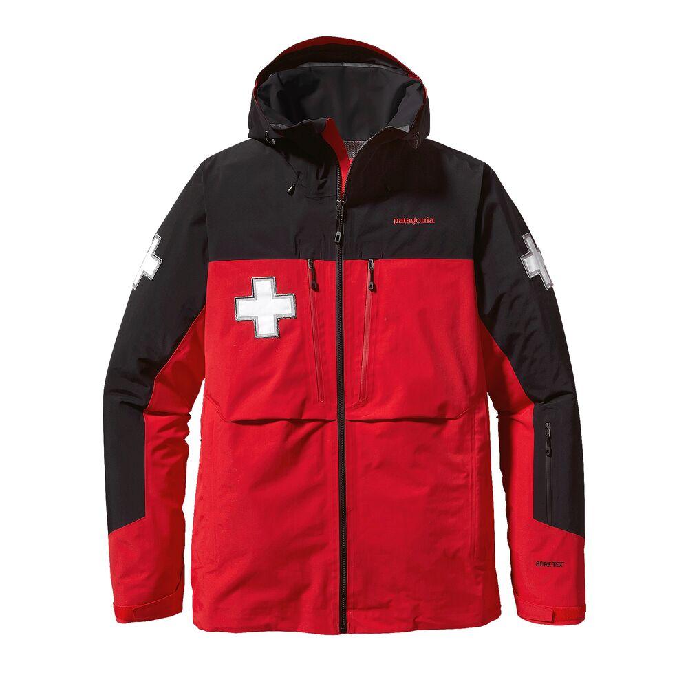 photo: Patagonia 2-Layer Patrol Jacket snowsport jacket