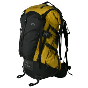 photo: Arc'teryx RT 55 weekend pack (3,000 - 4,499 cu in)
