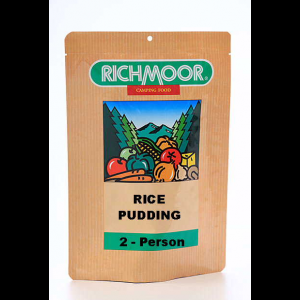 Richmoor Rice Pudding with Raisins