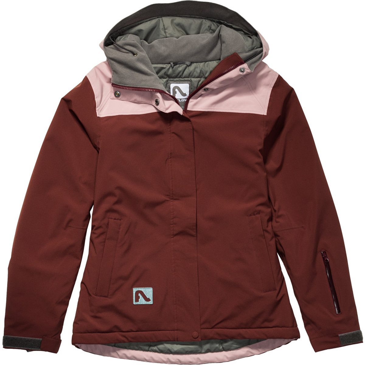photo: Flylow Gear Dolce Vita Jacket soft shell jacket