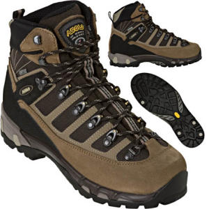 photo: Asolo Men's Power Matic 400 GV backpacking boot