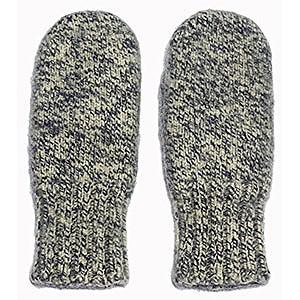 photo: Dachstein 4 Ply Boiled Wool Alpine Mittens soft shell glove/mitten