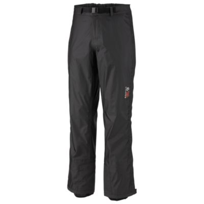 photo: Mountain Hardwear Men's Quasar Pant waterproof pant