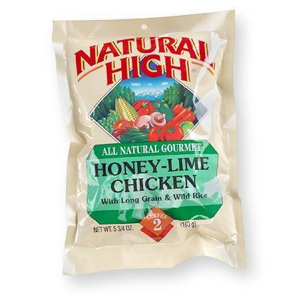 photo: Natural High Honey Lime Chicken meat entrée