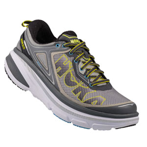 photo: Hoka Bondi 4 trail running shoe
