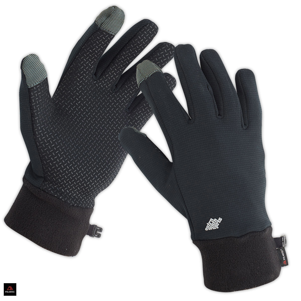 photo: EMS Windpro Glove fleece glove/mitten