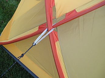 With my past tents it seems like tent manufacturers assemble the fly seam seal it and then sew in the guy line/reflective loops. & Exped Gemini 2 Reviews - Trailspace.com
