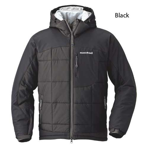 photo: MontBell Men's Flatiron Parka synthetic insulated jacket