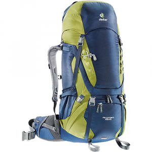 photo: Deuter Aircontact 55+10 weekend pack (3,000 - 4,499 cu in)
