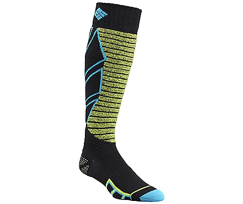 Columbia Premium Lightweight Snowboard Sock