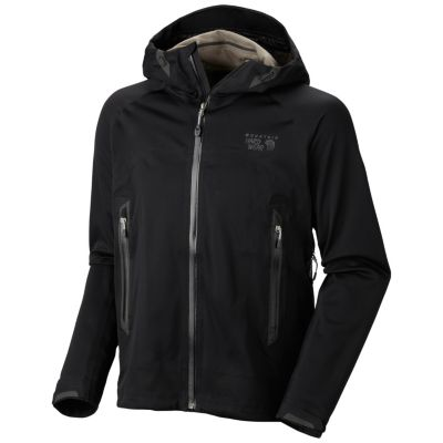 photo: Mountain Hardwear Men's Trinity Jacket soft shell jacket