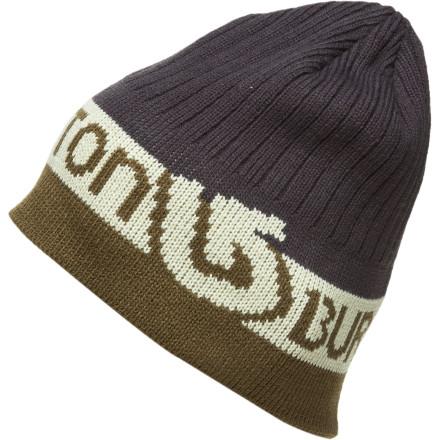 photo: Burton Dart Beanie winter hat