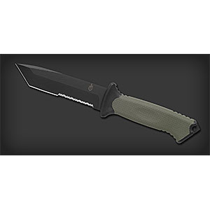 photo: Gerber Prodigy Tanto fixed-blade knife