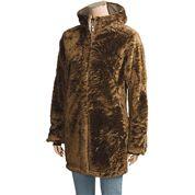 photo: Mountain Hardwear Mynx Capote fleece jacket