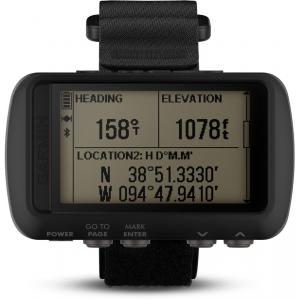 photo of a Garmin navigation tool