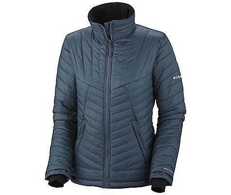 photo: Columbia Supa Kaleida Jacket synthetic insulated jacket