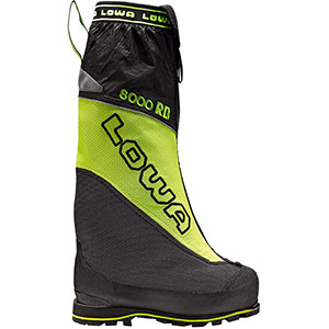 photo: Lowa Expedition 8000 Evo RD mountaineering boot
