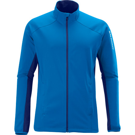 photo: Salomon Men's XT II Softshell Jacket soft shell jacket