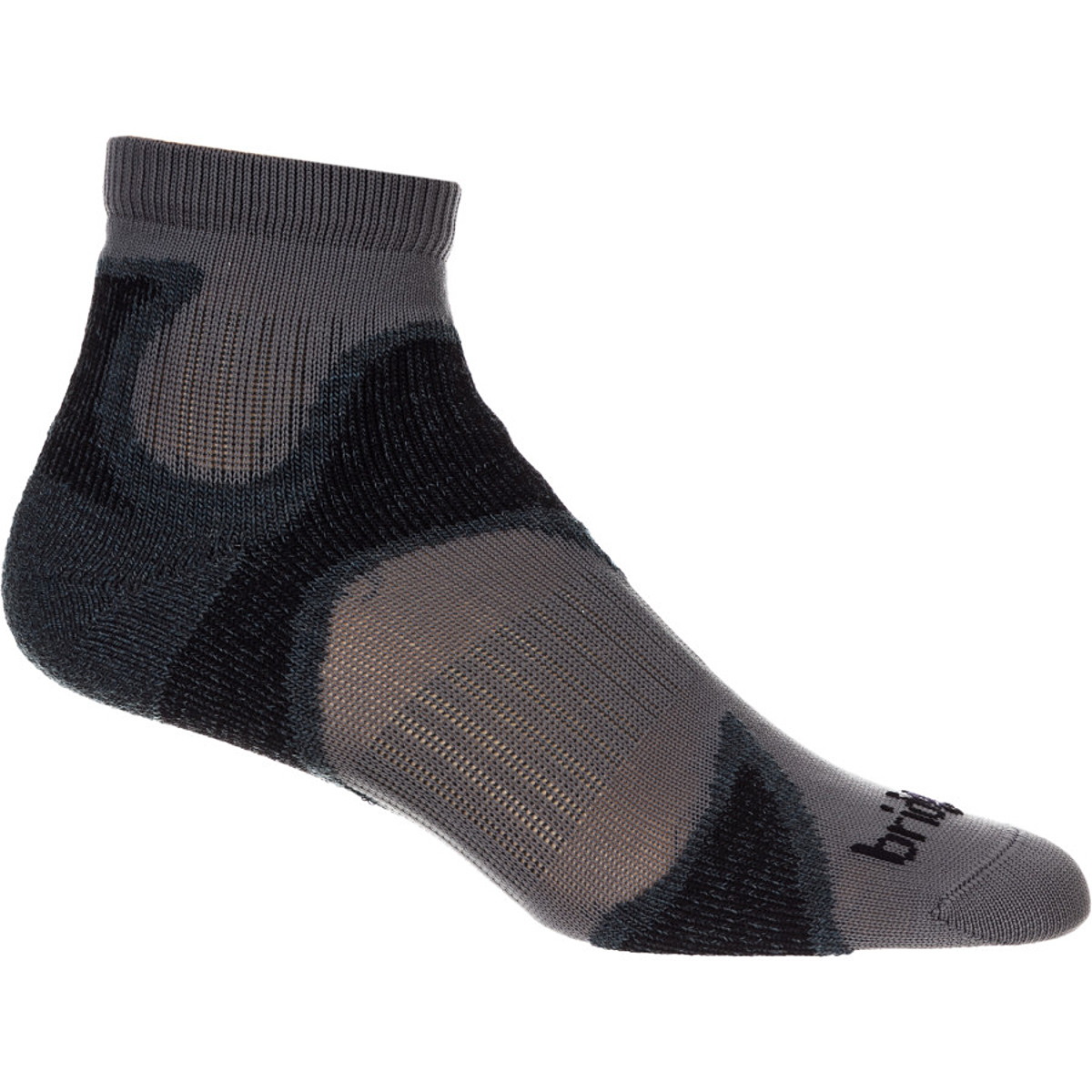 photo: Bridgedale X-Hale Speed Demon running sock