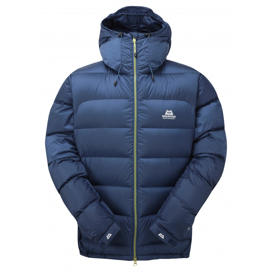 photo: Mountain Equipment Vega Jacket down insulated jacket