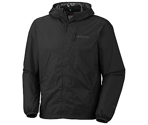 Columbia Trail Fire Windbreaker Jacket