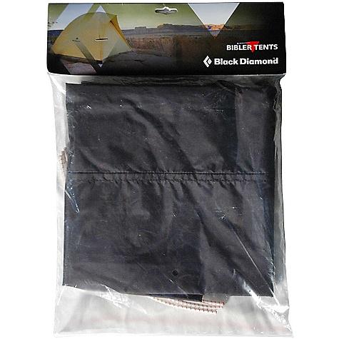 photo: Black Diamond Squall Ground Cloth footprint